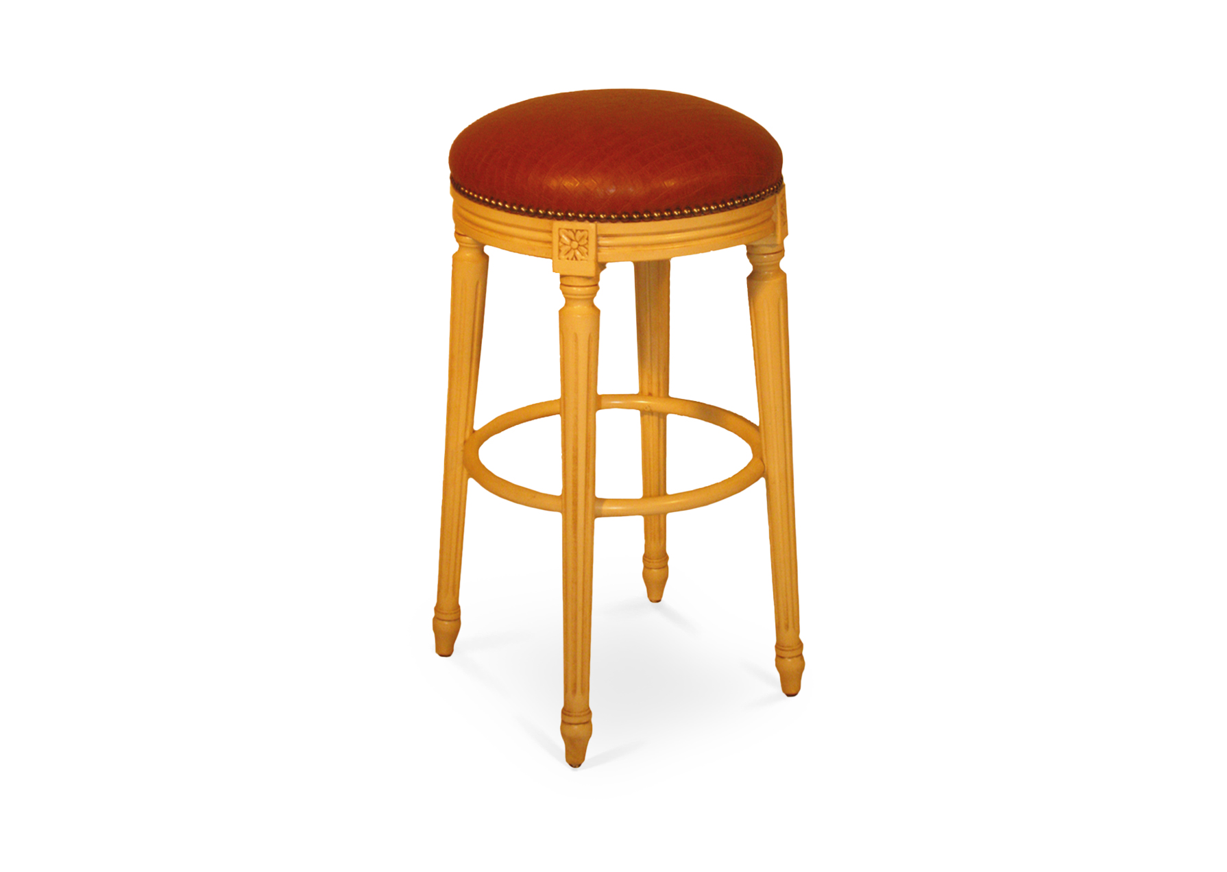 Peachy Adelia Parson Backless Counter Stool Nailheads Pavar Cjindustries Chair Design For Home Cjindustriesco
